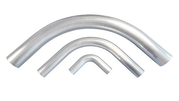 Aluminium Rohrbogen